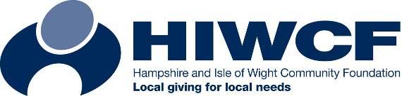 Hampshire isle of Wight logo