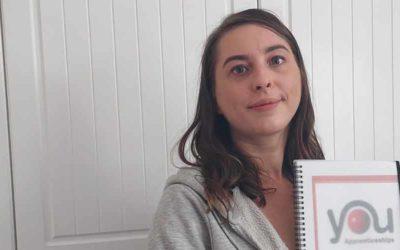 Jess talks about her apprenticeship